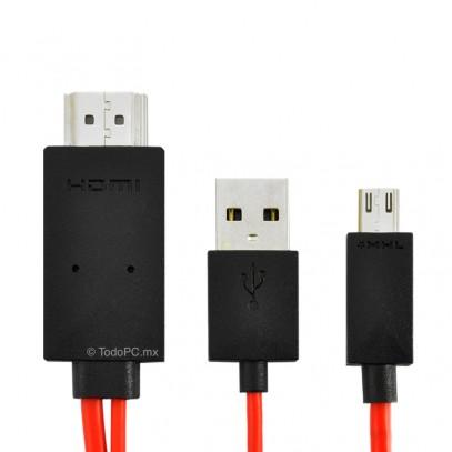 Convertidor MHL a HDMI