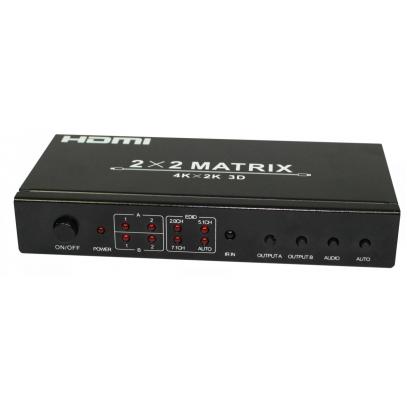 Matrix HDMI 2 x 2